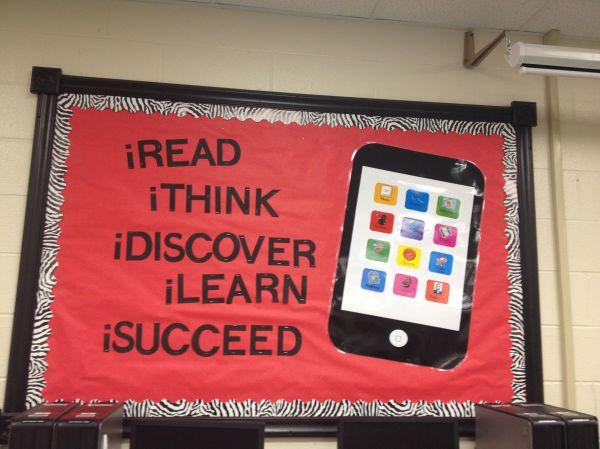 Cool Bulletin Board Idea