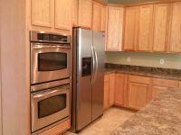 Kitchen / double oven (green)   Kitchen Designs   Pinterest