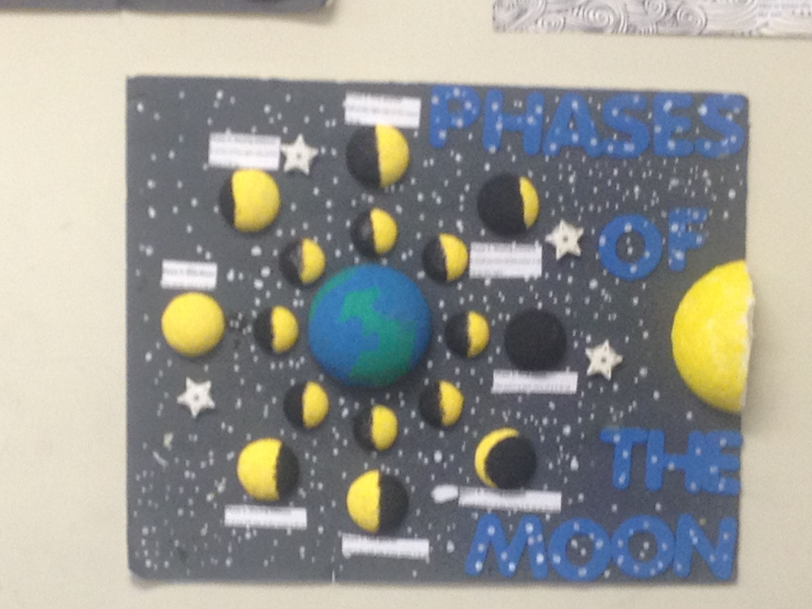 Search Results For Phases Of The Moon For Elementary Kids Calendar