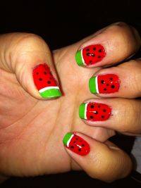 Quick And Easy Nail Art Pictures to Pin on Pinterest ...