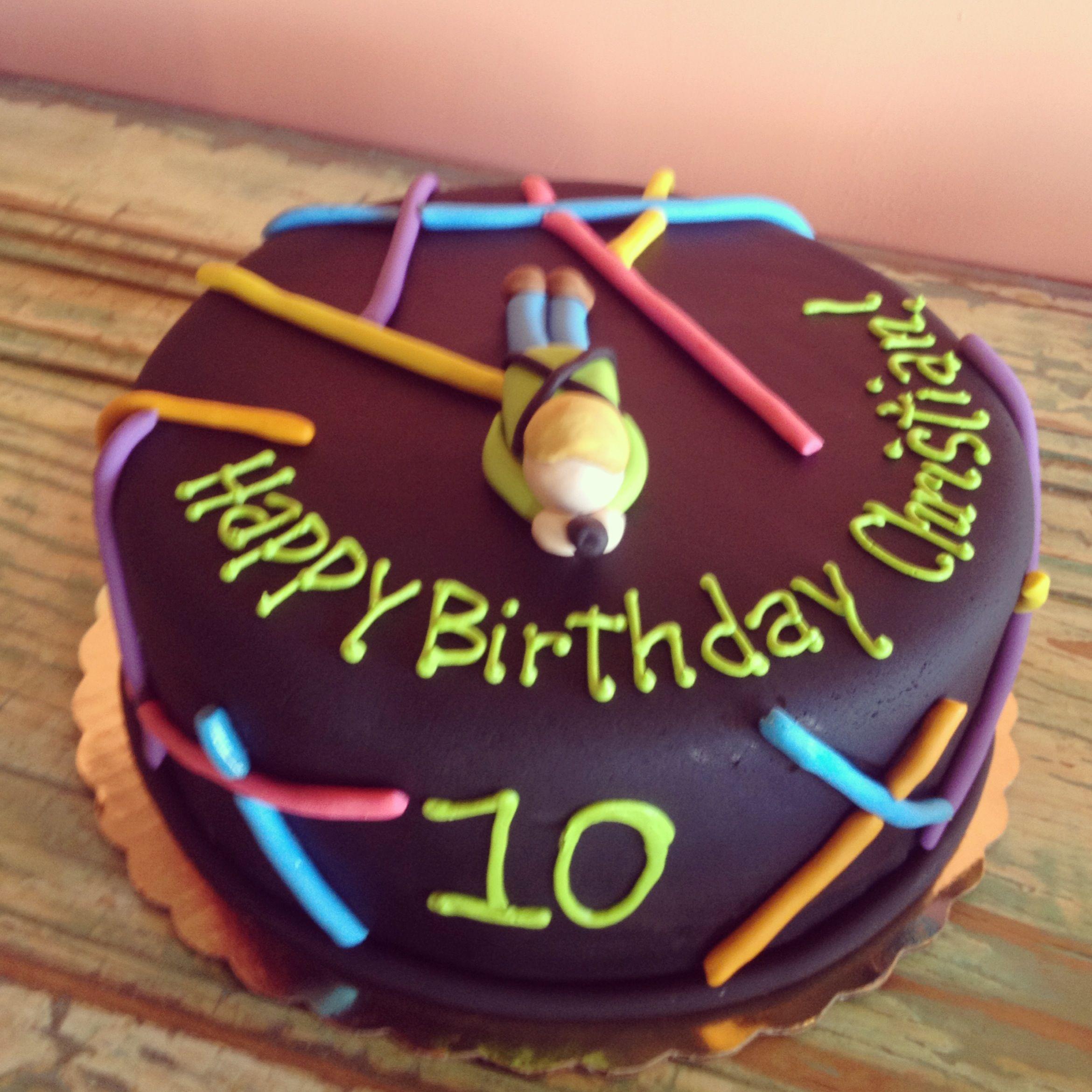 Laser Tag Cake Cake Ideas And Designs