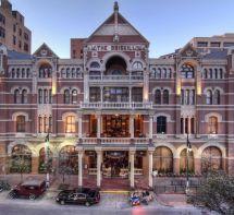 Driskill Hotel Austin Places 've Lived Usa
