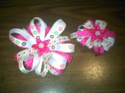 homemade hair bows diy accessories jewelry