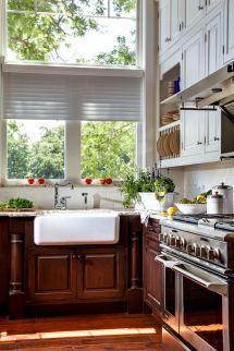 Lake House Kitchen Design Cuisines Gastronomiques