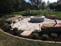 Rustic Backyard Fire Pit Ideas - Ztil News