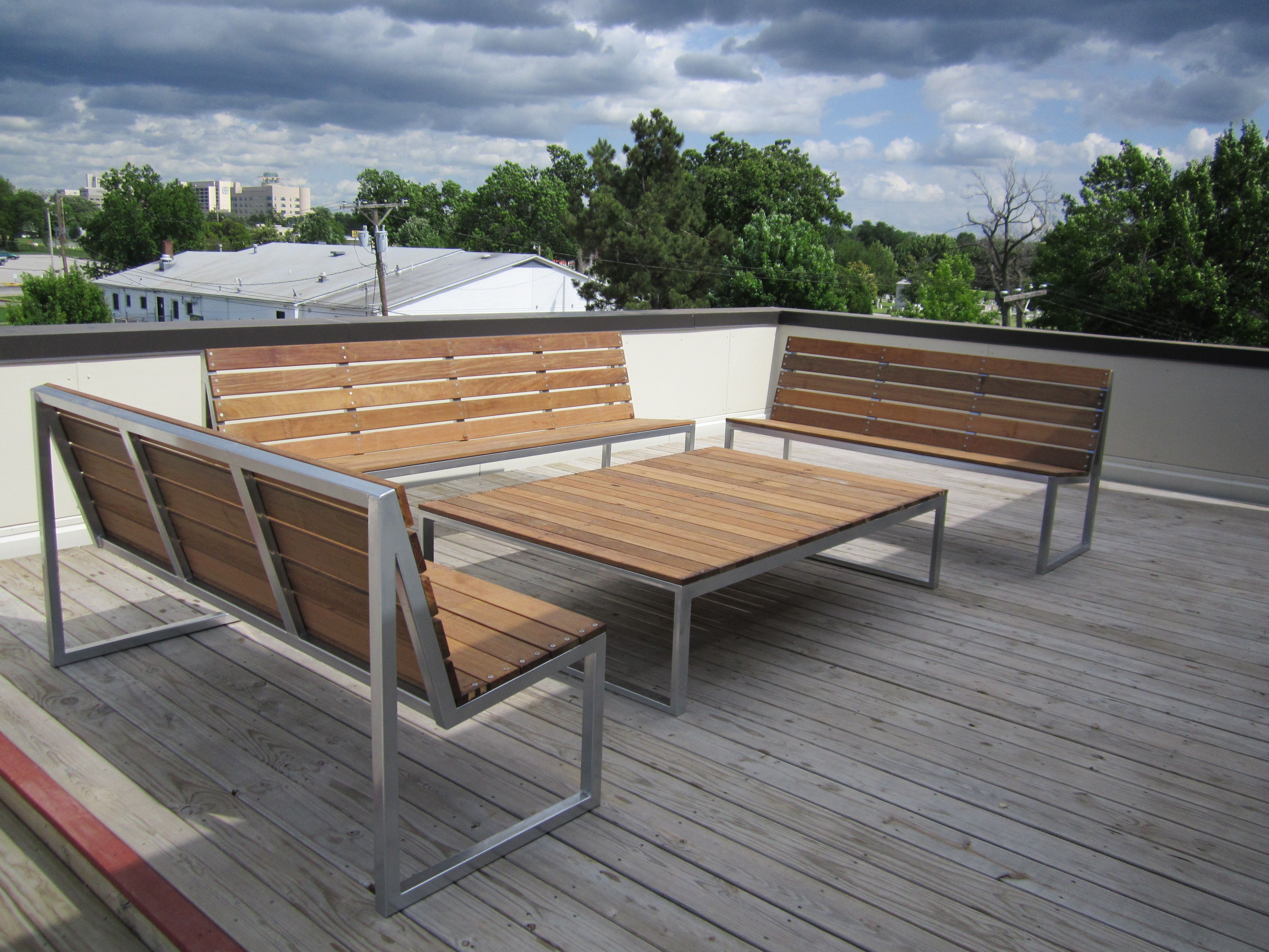 stainless steel outdoor table and chairs sams office 2 furniture