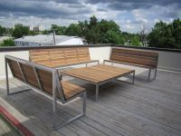 Stainless steel outdoor furniture | Outdoor Furniture ...