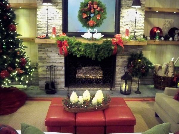 At QVC home for the holidays! Christmas Pinterest