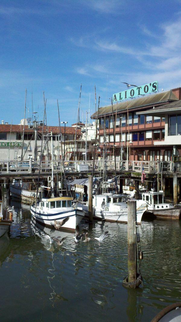 San Francisco Fisherman' Wharf Sept 2013 Trip Ideas