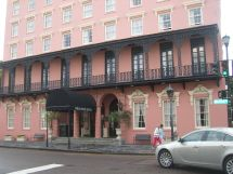 Mills House Hotel - Charleston Sc Night