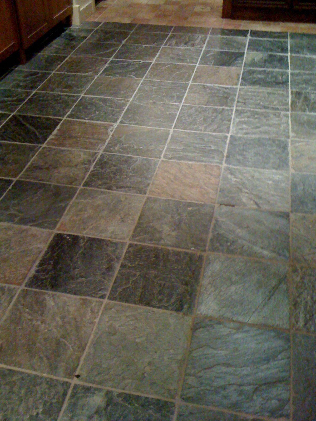 Bathroom Tiles Slate : Innovative Gray Bathroom Tiles