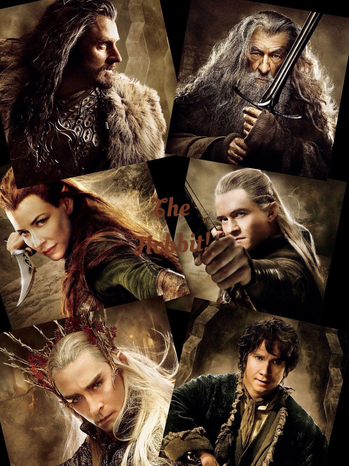 The Hobbit Characterysis Worksheet