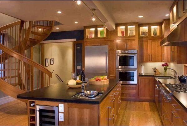 warm kitchen design Warm kitchen! | Kitchen Design Ideas | Pinterest