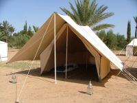 Canvas tent with fly tarp   Tents, Tipis and Portable ...