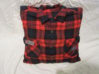 Flannel Red Plaid Shirt Pillow... | CRAFTS | Pinterest