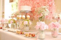 Bridal Shower Dessert Table | Bridal shower | Pinterest