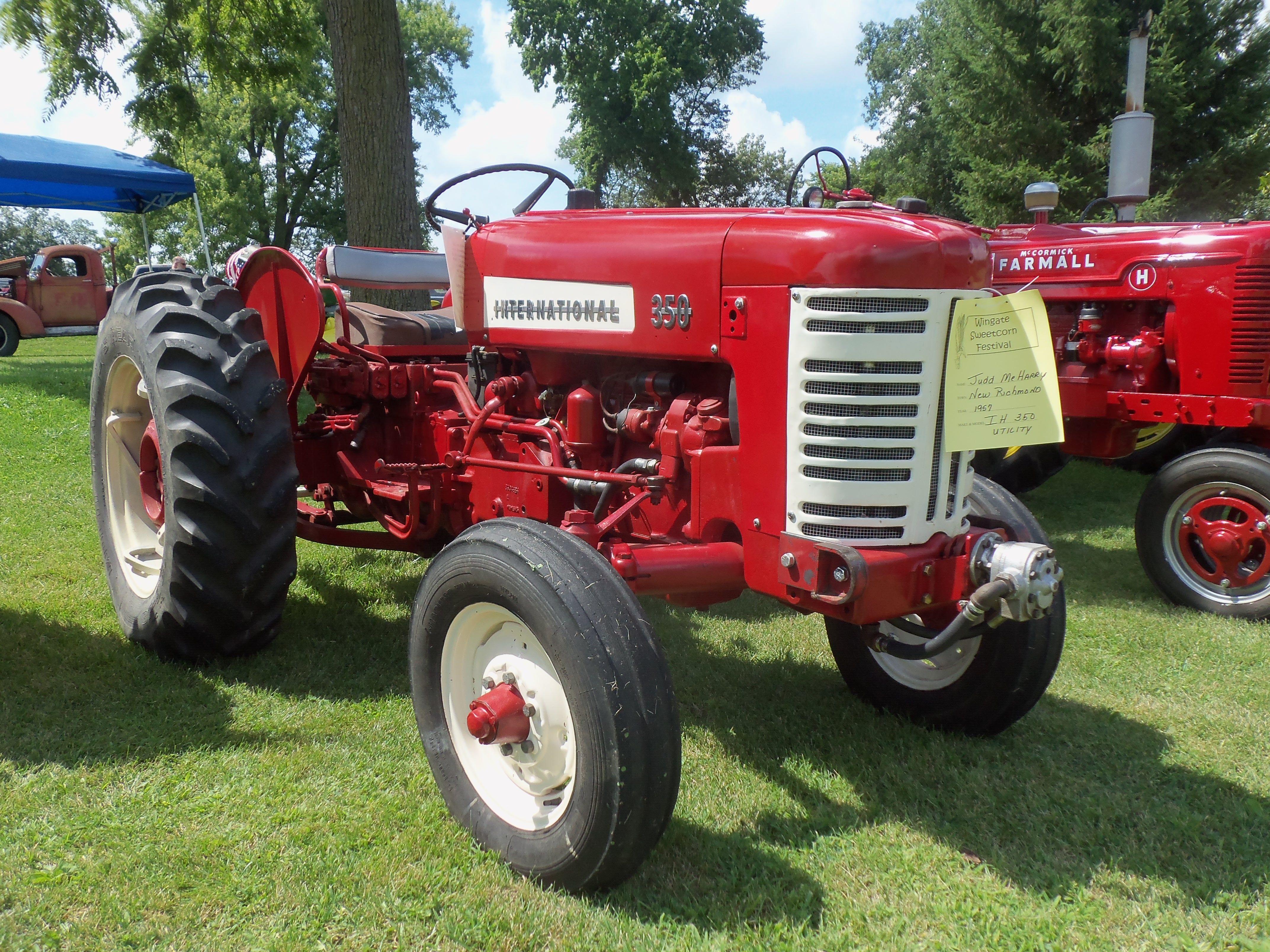 international 454 tractor wiring diagram e46 m3 headlight 1957 harvester