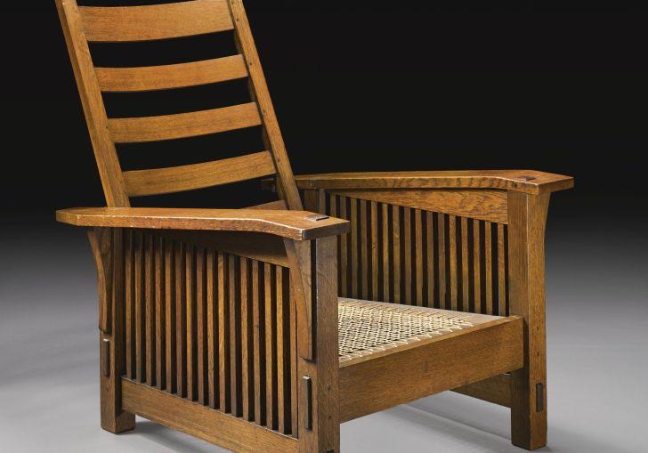 Stickley Morris Chair Plans