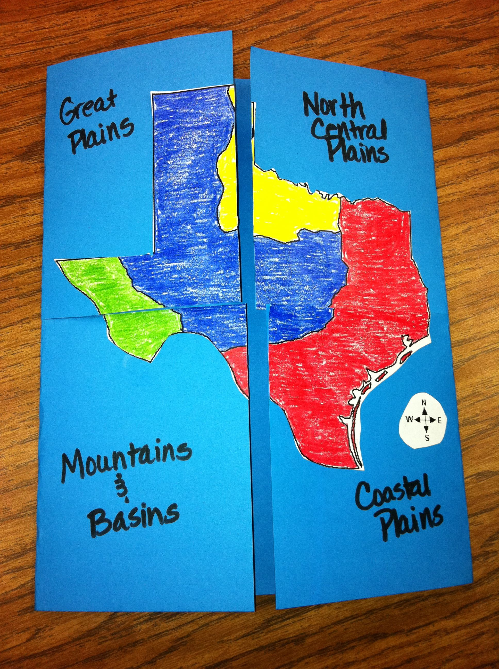 Lucrative 4th Grade California Regions Map Printable