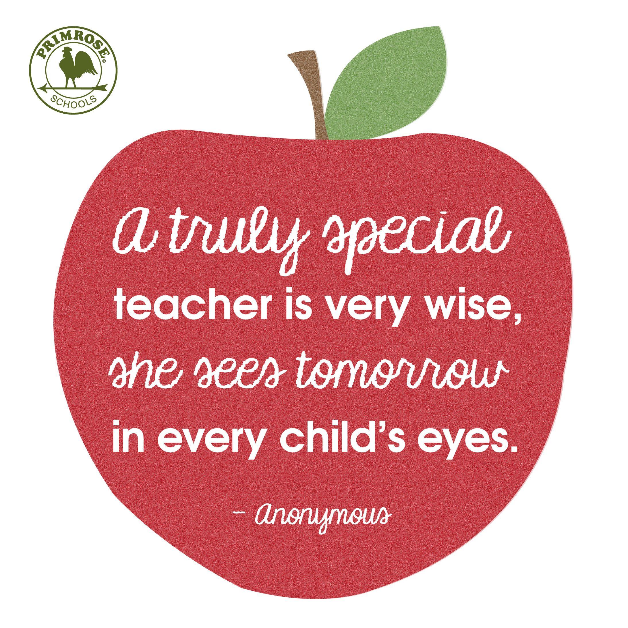 Special Teachers