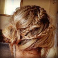 Plaits.   Hairstyles   Pinterest
