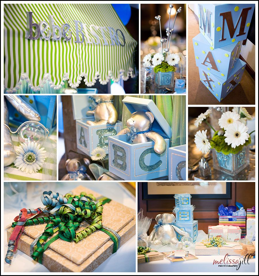 baby boy shower  shower ideas  Pinterest