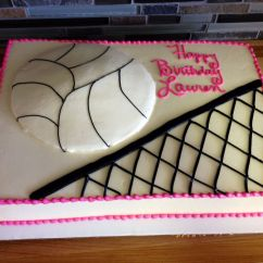 Netball Court Diagram Layout Rotork Wiring 6000 Volleyball Cake Ideas And Designs