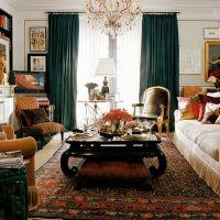 Living room | Ralph Lauren Hone Decor | Pinterest
