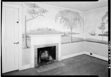 Colonial Furniture Stencils