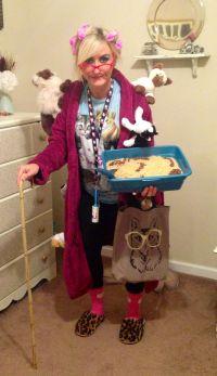 Crazy Cat Lady Costume | Far far away. | Pinterest