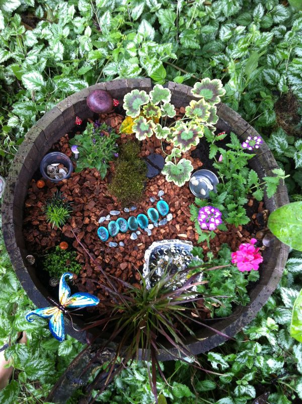 Most Beautiful Fairy Gardens