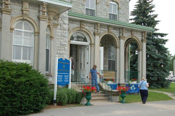 Penitentiary Museum Doors Open Kingston