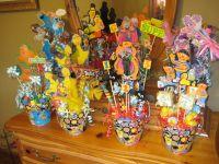 Sesame Street baby shower centerpieces | Party Ideas ...