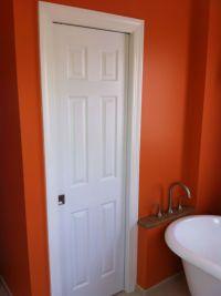 Water Closet Pocket Door   For the Home   Pinterest