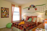 Volleyball Bedroom Ideas