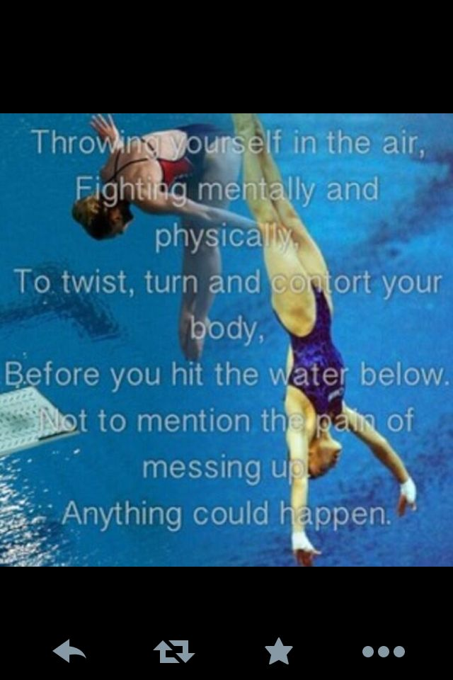 Olympic Diving Quotes QuotesGram