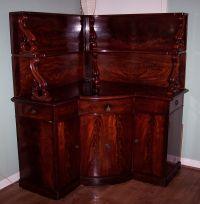 Mahogany corner piece | Furniture esp antiques! | Pinterest