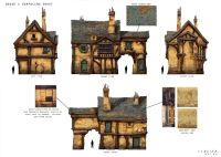 Awesome Medieval Home Plans 15 Pictures