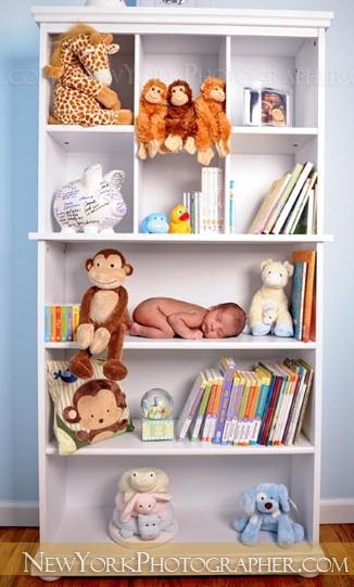 bookshelf baby