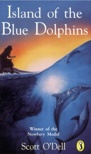 a review of scott odells book blue dolphins In the story, island of the blue dolphins, by scott o'dell, a 12 year old girl named  karana lives on a beautiful island with her native american tribe she lived with.