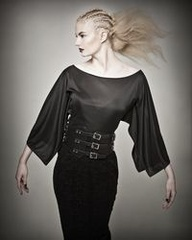 NAHA 2013 Finalist, Master Hairstylist of the Year Charlie Price Photographer: Melanie Watson