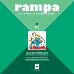 CONVIVENCIA INCLUSIVA – Revista Rampa: •Parque de la Amistad en Villa Dolores  •Entrevista a la intendenta Ana Olivera    •Reanudación del taxi accesible   •Unicef realizó un informe  http://www.slideshare.net/GracielaSlekisRiffel/revista-rampa