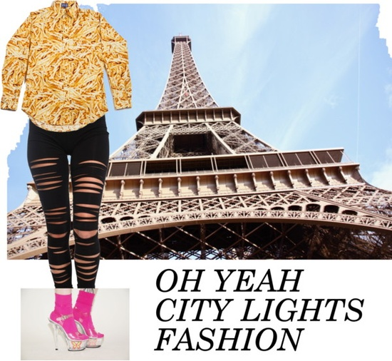 """SUPER HIGH FASHION"" by sweetvixen on Polyvore"