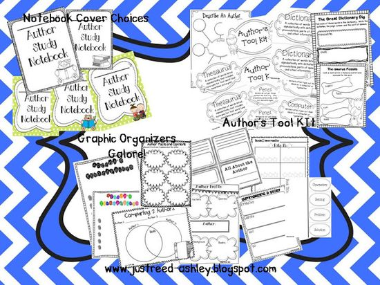 Author StudyNotebooks