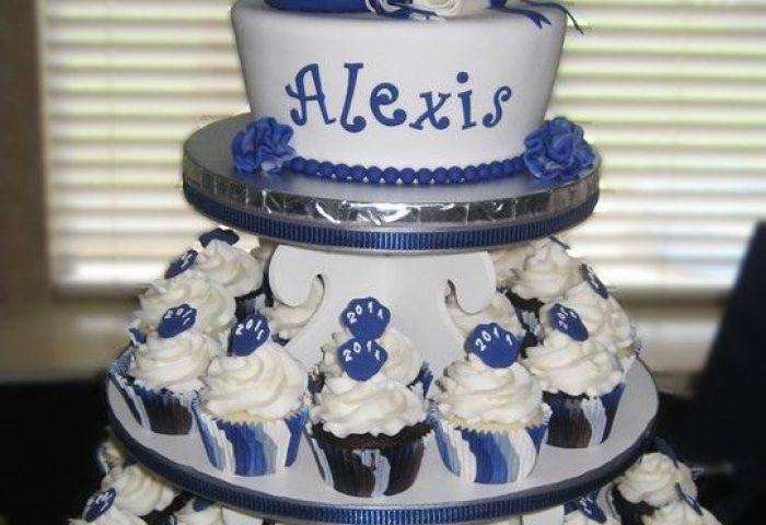 High School Graduation Cakes High School Graduation Cake And