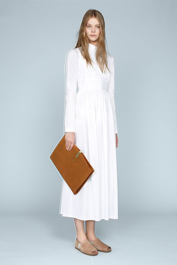 The Row Resort 2014 all white