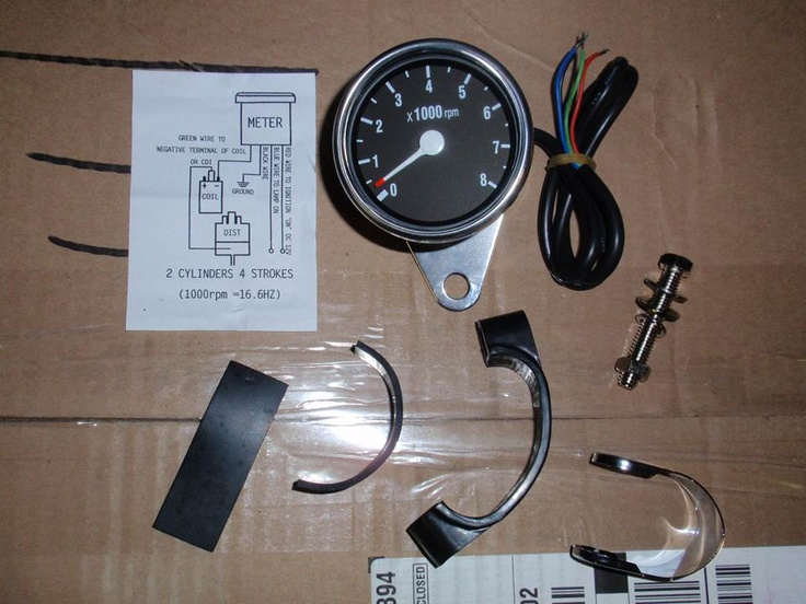 Tach Wiring Diagram Tachometer On Tachometer Wiring Diagram As Well