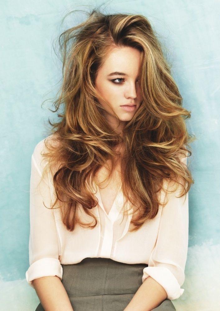 Modern/Romantic Hair Styles /