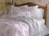 Simply Shabby Chic Misty Rose Twin Comforter Set Pink ...