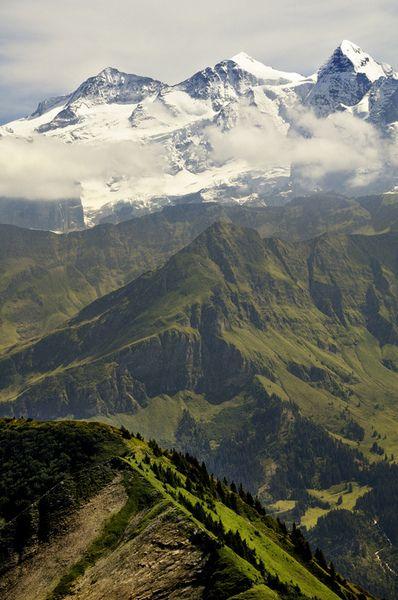 Montagne dell'Oberland (da Fabrizio Fusari)